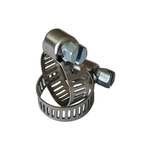 Miniature W4 Stainless Steel Type Hose Clamps