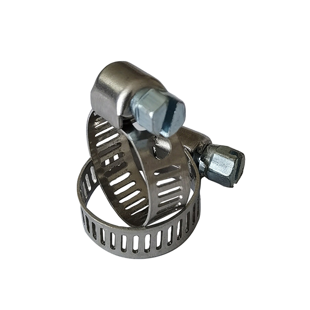 miniature perforated hose clamps