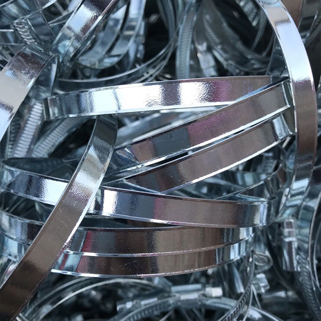 Non-Perforated Clamps-British Type