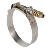 Spring Loaded T-Bolt Hose Clamps W2 Stainless Steel