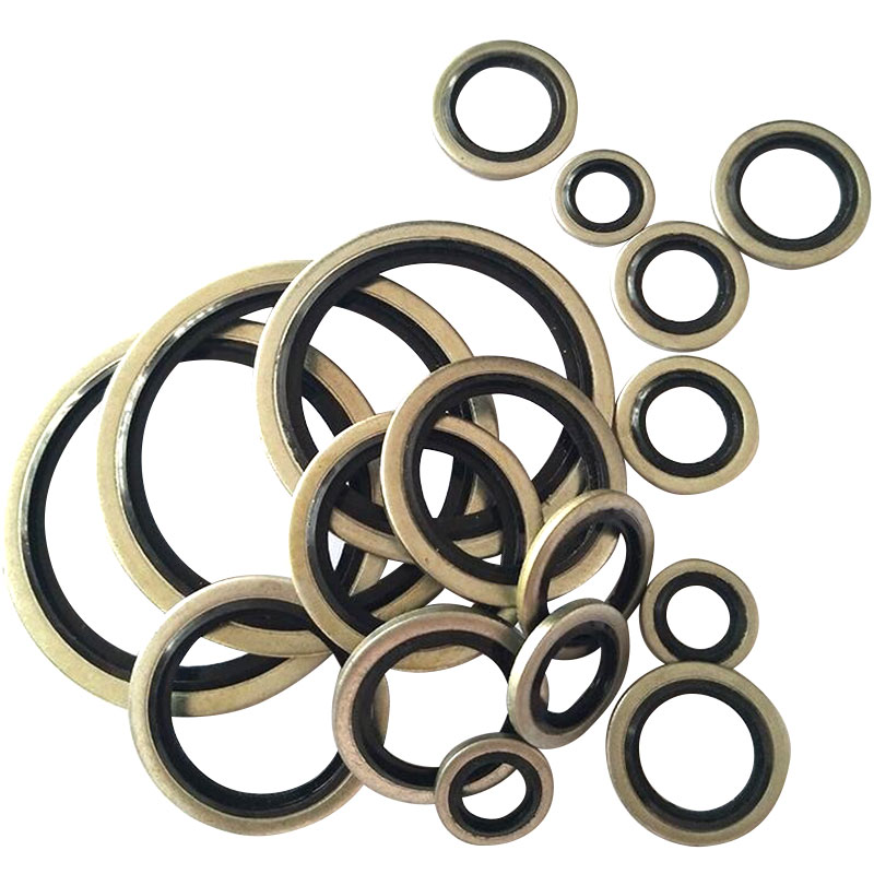 Non Self Centring Bonded Seals